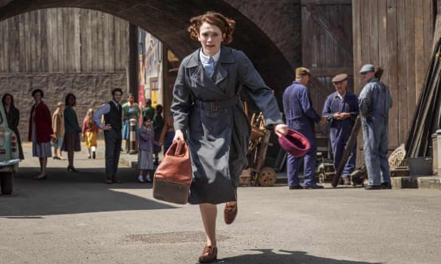 Still from drama series Call The Midwife