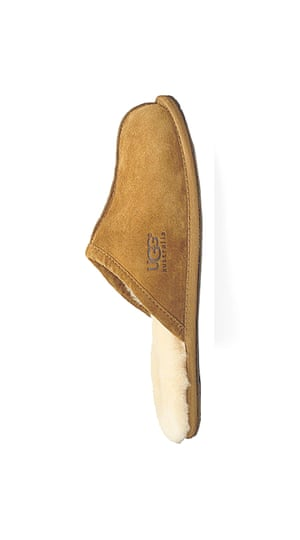 Scuff slippers from ugg