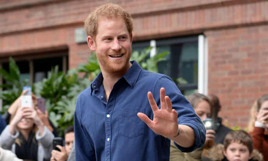 'The very concept of the royal family is the antithesis of diversity. If Harry was previously oblivious to the complex world of race and identity, he's about to get a crash course.'