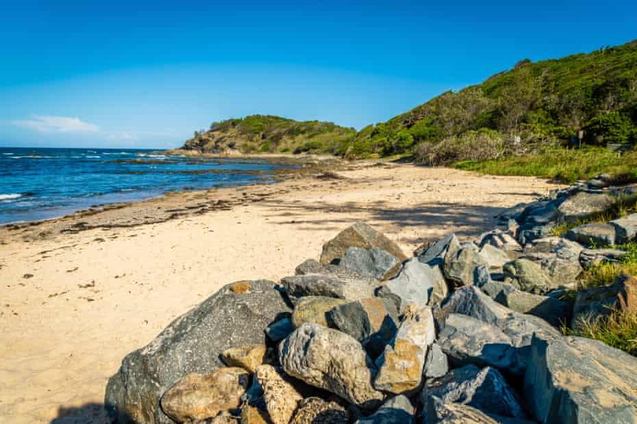 Shelly Beach in Port Macquarie