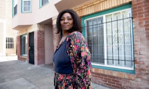 Paula Beal has been forced out of her Oakland home by a sudden 27% increase in her monthly rent.