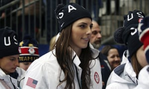 USA gold medalist Hilary Knight is one of the more than 200 players boycotting hockey in North America