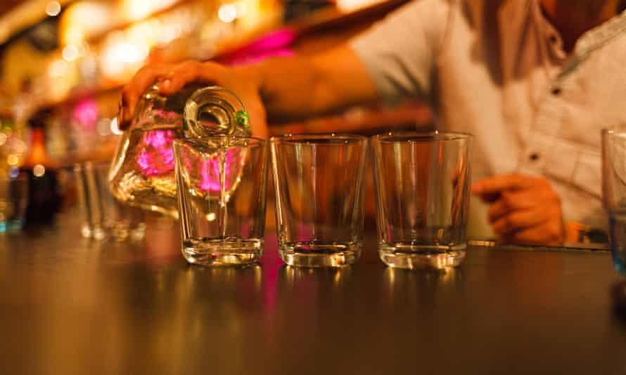 Go for an extra añejo tequila.