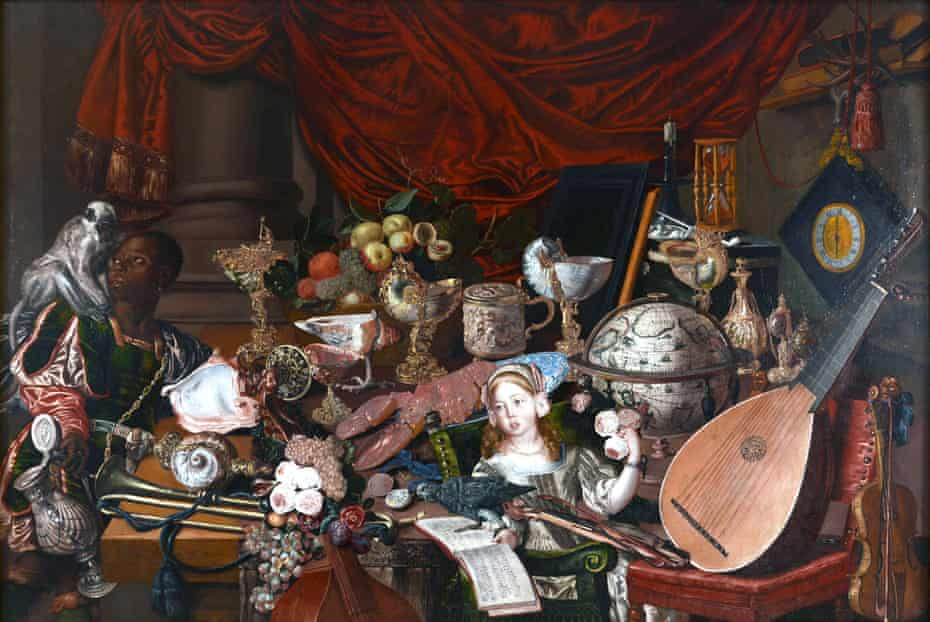 The Paston Treasure (formerly titled 'The Yarmouth Collection'), c.1665, Dutch School