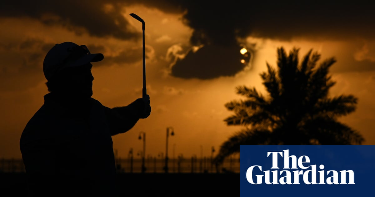 The uncomfortable questions for golf and its role in Saudi sports plans | Ewan Murray