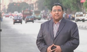 Al-Jazeera issued a statement denying the 'fabricated charges' brought against Mahmoud Hussein and demanding his immediate release.