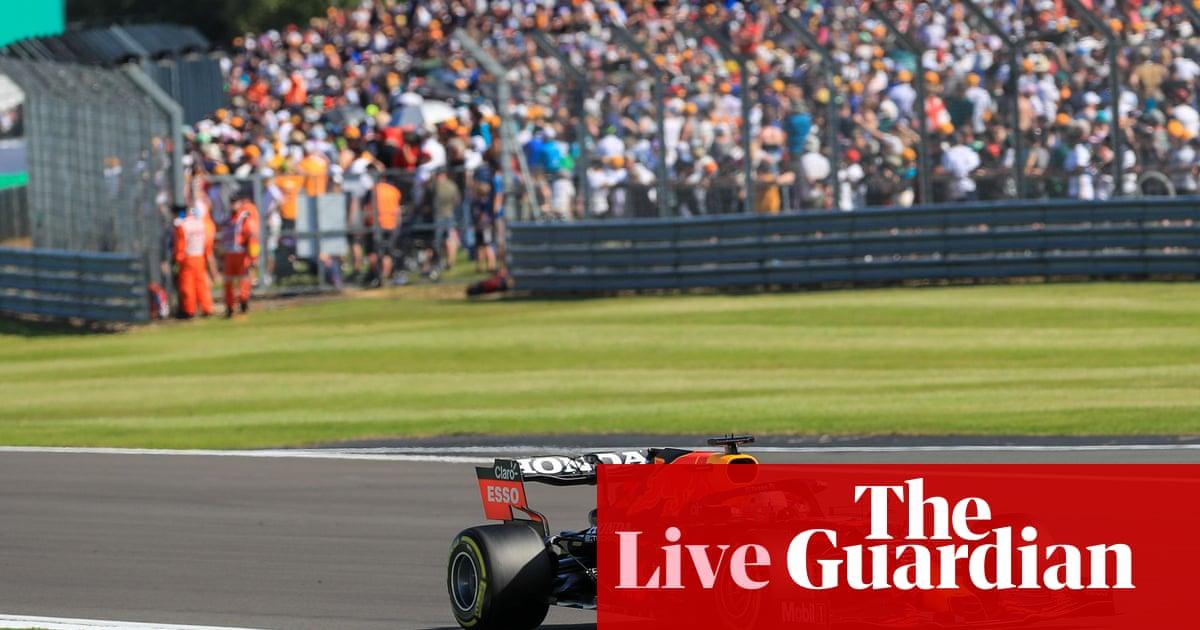 British Grand Prix: F1 – live!
