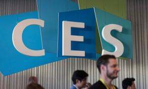 CES sign