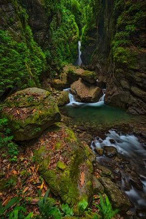 Wanayo Waterfall  by Diyanto Sarira, Indonesia