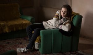 Exotic and creepy … Kristen Stewart in Personal Shopper.