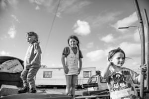'These are not privileged children, but by the close of Johnson's volume, their intimate and compelling images and words make us question received notions of privilege.'