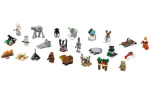 Lego Star Wars mini-figures