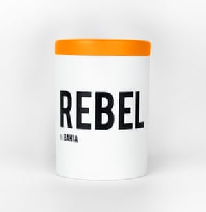 These candles are each inspired by a story. Our favourite is Rebel in Bahia (neroli and incense). Rebel candle, £55, by Nomad Noe (apricot and coconut wax blend, cotton wick, fragrances free of parabens, sulfates, phthalates, American made)