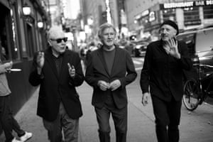 the Alan Broadbent Trio