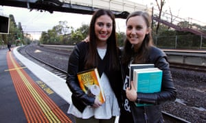 Books on the Rail founders Ali Berg and Michelle Kalus