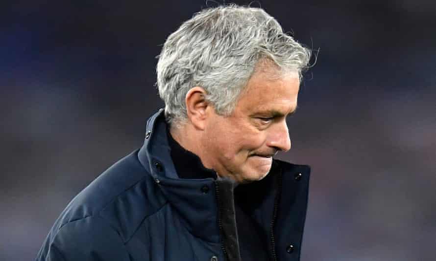 José Mourinho sacked as Tottenham Hotspur manager   Tottenham Hotspur   The Guardian