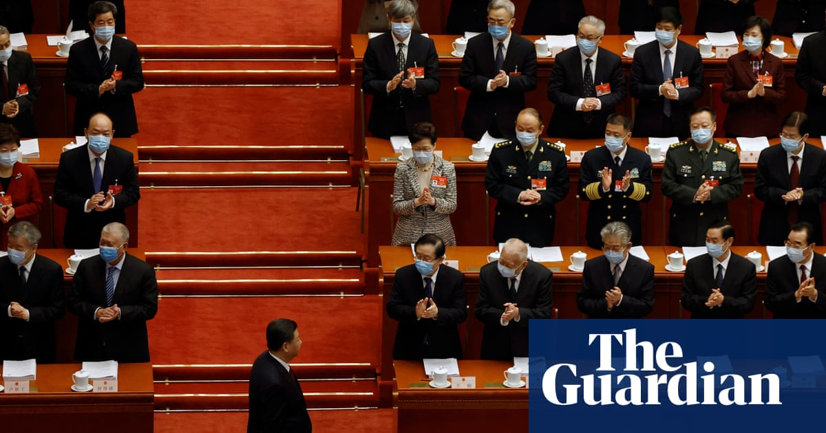 China unveils Hong Kong electoral changes as Beijing tightens grip