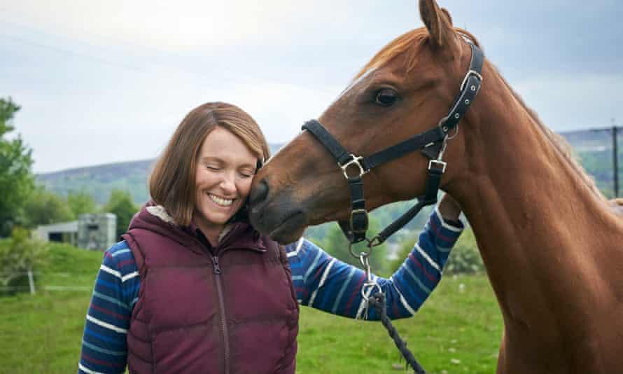 Toni Collette in Dream Horse.