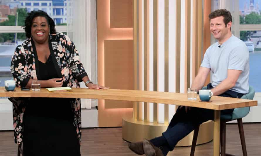 Alison Hammond and Dermot O'Leary covering the main presenting slots on This Morning in August.