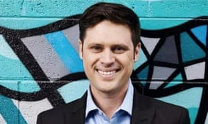 SBS sports reporter Scott McIntyre, who was sacked over a series of controversial tweets in 2015.