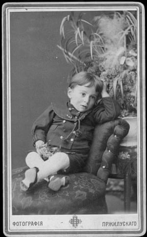 1880s – Portrait of little boy by V PrzhilusskiyThe project aims to 'unite photos from museums, archives and private collections within one virtual space, giving users access to them and the possibility to complete this photo chronicle'