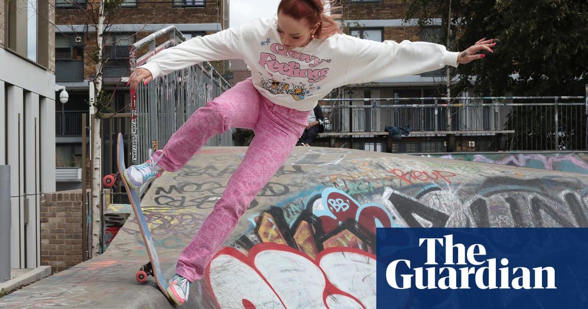 Sky Brown helps ramp up UK girls' interest in skateboarding