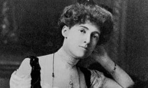 portrait of Edith Wharton (1862-1937).
