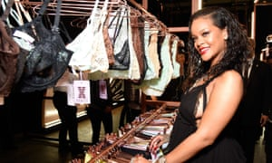 Rihanna launches her lingerie brand, Savage X Fenty