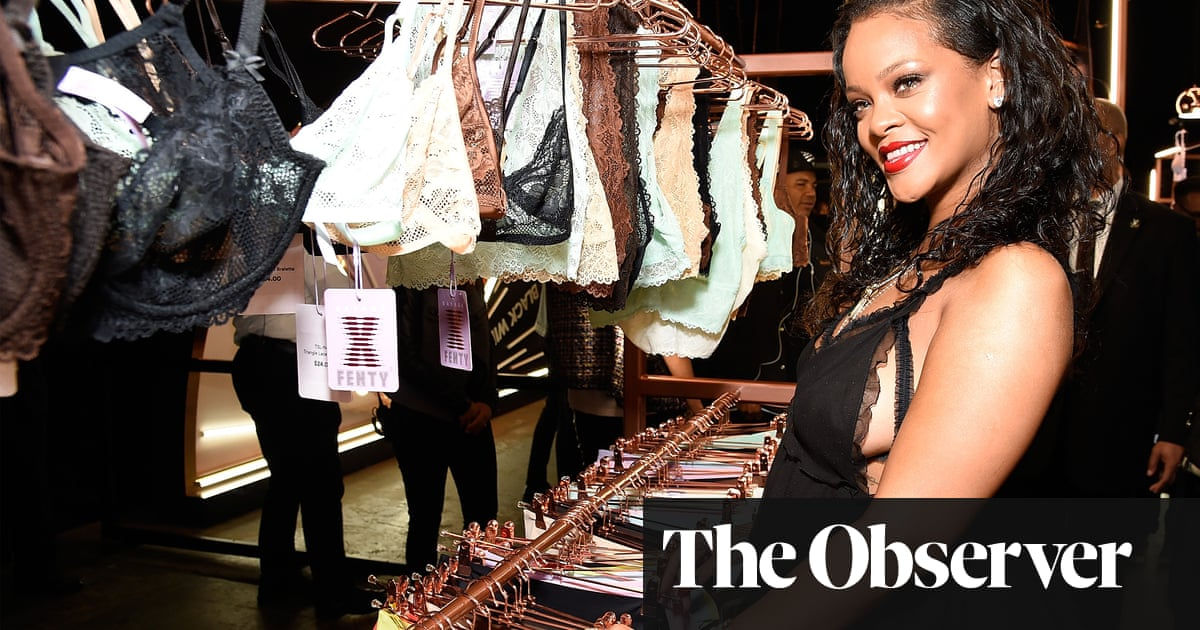 Could Rihanna's new lingerie line turn out to be her greatest hit?