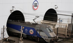 Eurotunnel sued the government for allegedly breaching procurement rules with its award of ferry contracts.