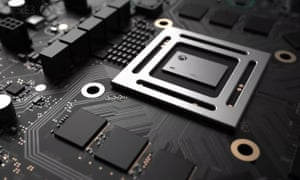 At E3 2016, Microsoft teased Project Scorpio with a glimpse at its new custom CPU
