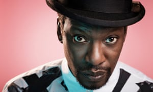 Roots Manuva spoke about roots of his real name, Rodney Smith, in an Observer interview in 2013.