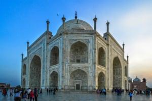 Shortlisted Taj Mahal, Agra, India by Amitava Chandra