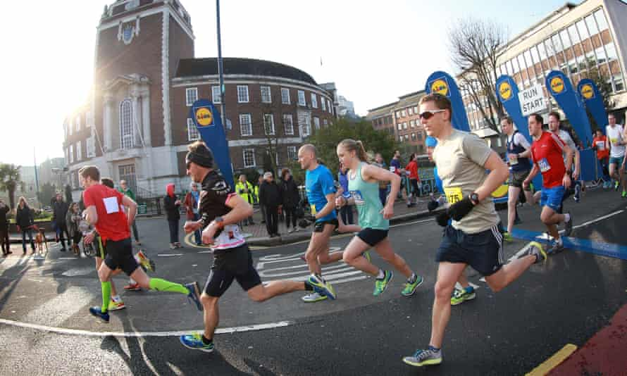 The Lidl Kingston Breakfast run: great race, great goody bags ...