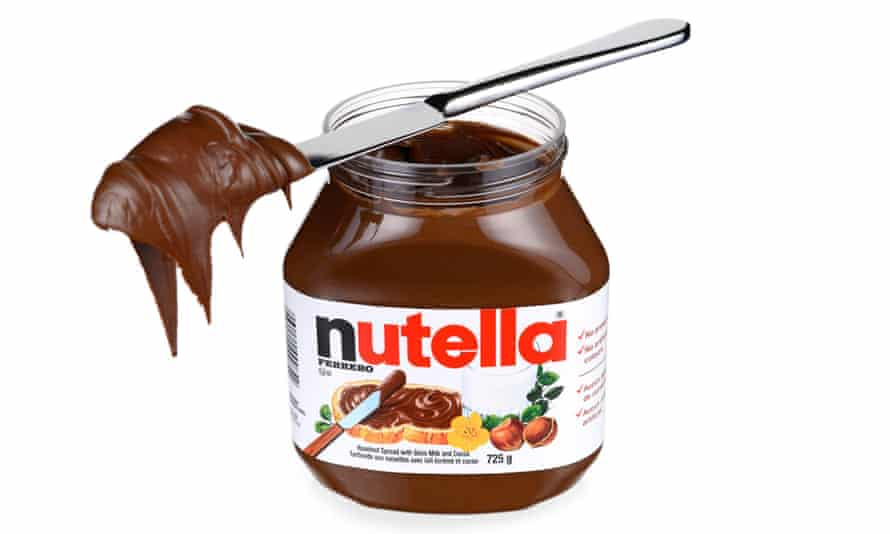 Nutella (the spread, not the child).