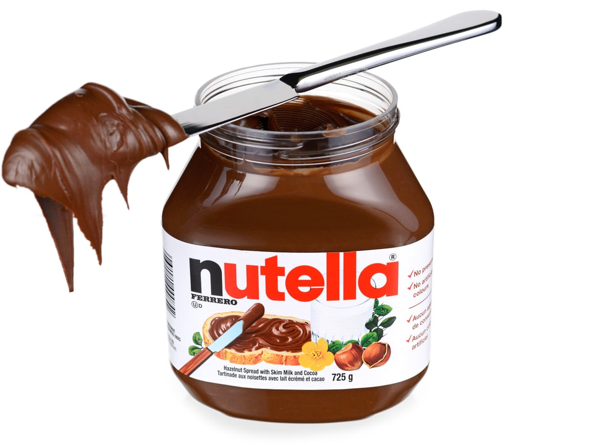 Nutella maker wins court battle over rival's 'illegal' palm oil claims |  Guardian sustainable business | The Guardian