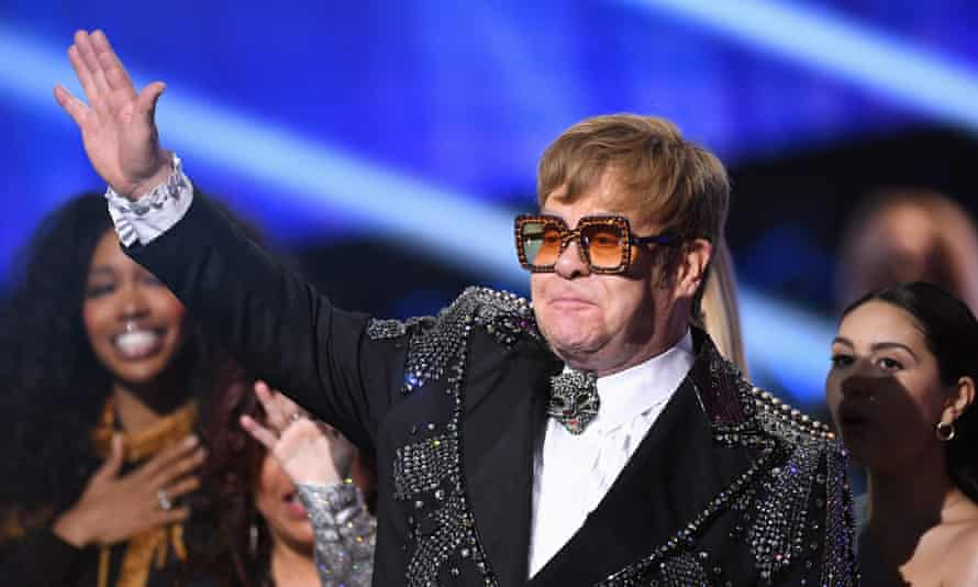 """Sir Elton John signed a letter claiming Brexit """"shamefully failed"""" the music sector."""