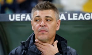 Partizan's head coach Savo Milosevic expects Thursday's Europa League tie to be a 'celebration of football'.