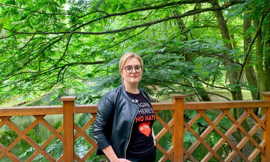 Polish MEP Magdalena Adamowicz.