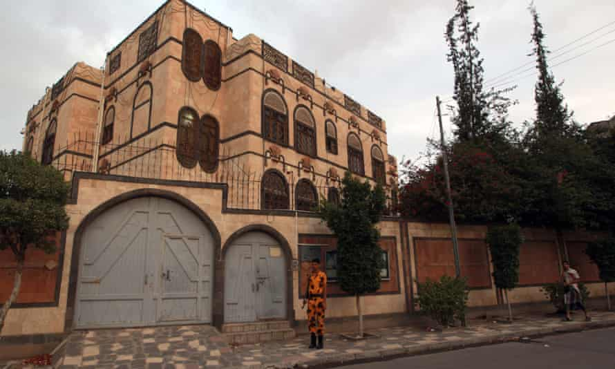 Iranian embassy in Sana'a