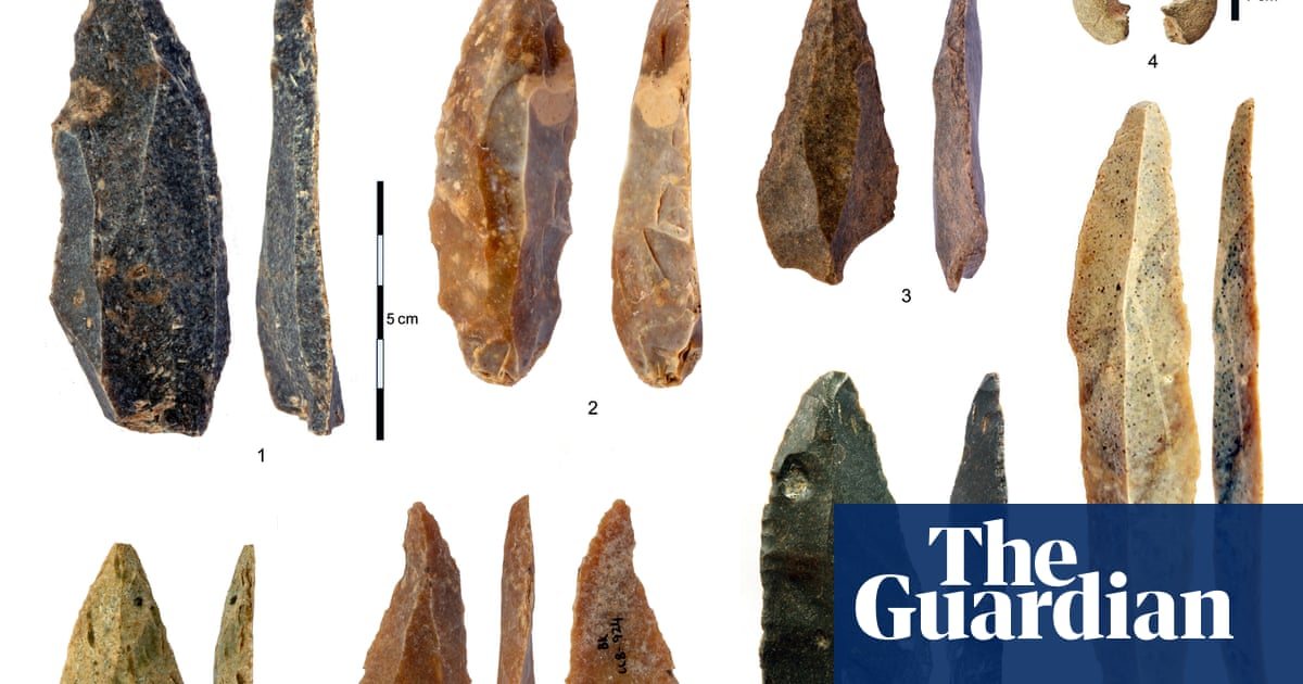 Humans and Neanderthals 'co-existed in Europe for far longer than thought'