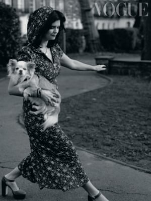 Pixie Geldof  Vogue.