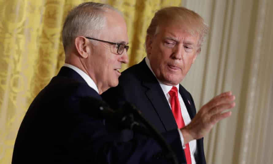 The trade minister said earlier this month that Malcolm Turnbull had 'secured an agreement' with Donald Trump that Australia would be exempt' from US steel tariffs.