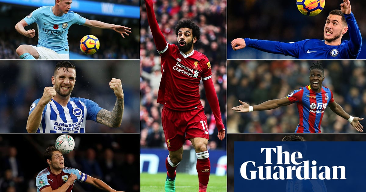 the best player from every premier league club this season