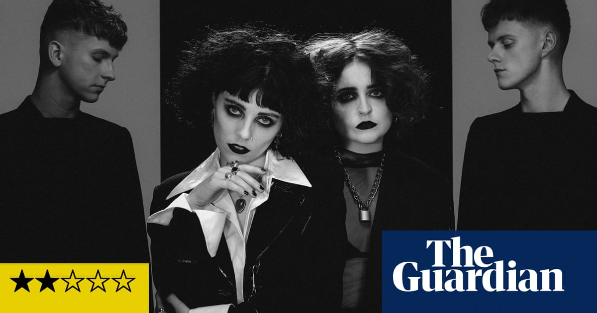 Pale Waves: My Mind Makes Noises review – goth-pop as thin