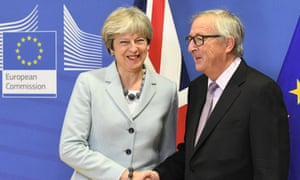 """'In domestic debate, """"Brexit"""" was used nebulously and dishonestly. In Brussels it meant sticking to the deal.'"""