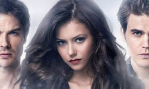 The Vampire Diaries … ridiculously good.