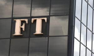 FT offices in London