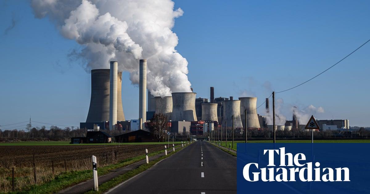 Joint CO2 targets must not diminish German industry, CDU leader warns EU