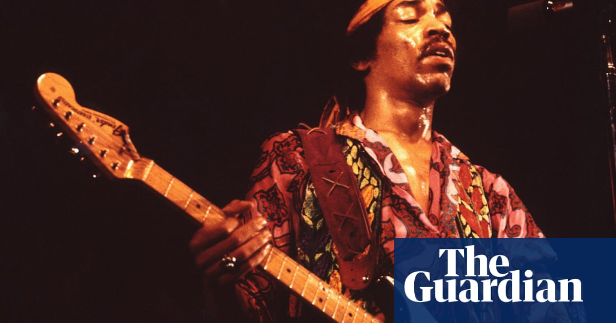 How The World Plugged Into The Electric Guitar Music The Guardian